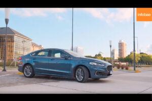 Cápsula Ford Mondeo | Infobae