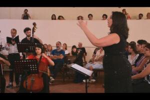 Dirección de Orquesta: Graduación