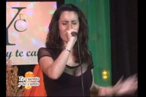 Reel cantante: Mariel Rosan
