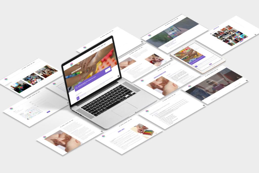Equipo Integrados - Sitio web