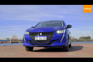 Cápsula Peugeot 208 | Infobae